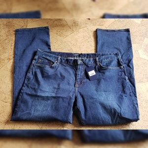 Five Four Mens Blue Jeans Relaxed Size 40